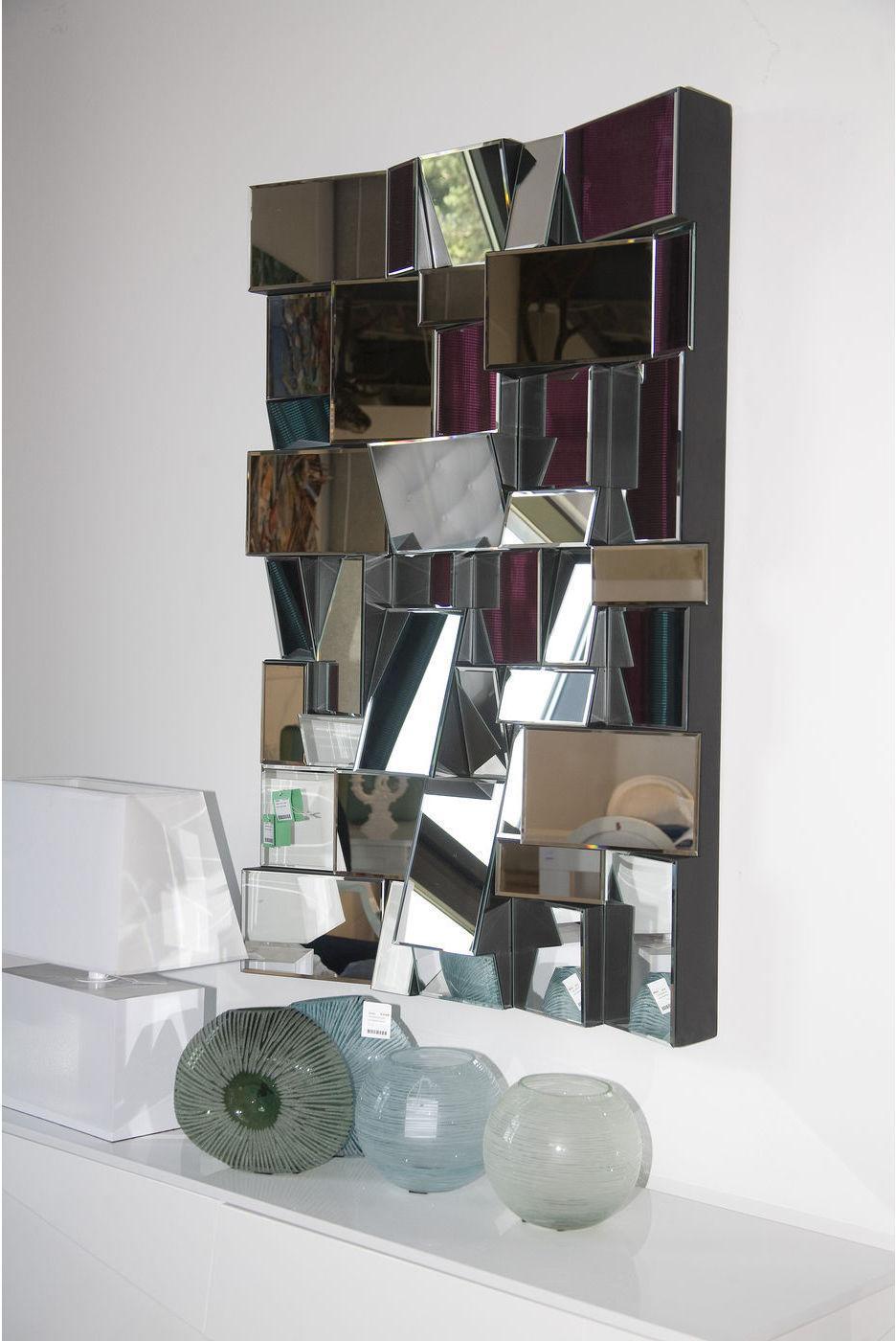 kare design spiegel involuto 120x80. Black Bedroom Furniture Sets. Home Design Ideas